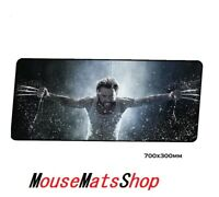 X-Men Wolverine Extra Large Gaming Mouse Mat Anti-Slip PC Laptop Office 70x30cm