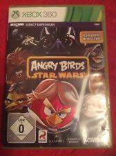 """xBox 360 Spiel """" Angry Birds - Star Wars """"  Usk 0."""