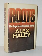 Roots The Saga of an American Family by Alex Haley 1976 Hardcover