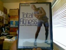 Men's HEALTH TOTAL FITNESS IN JUST 12 MINUTES A DAY (FITNESS DVD )