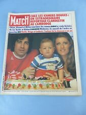 PARIS MATCH N° 1404 du 24 avril 1976 SHEILA RINGO , KHMERS ROUGES , LIZ TAYLOR