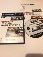 🥳 jeu playsation 2 ps2 ps3 pal fr toca race driver 2 the ultimate racing simula