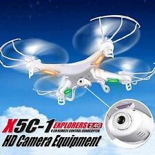 X5C-1 Explorers 2.4Ghz 4CH 6-Axis Gyro RC Quadcopter Drone w/ HD Camera RTF