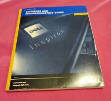 Dell Inspirion 7500 Reference & Troubleshooting Guide Book