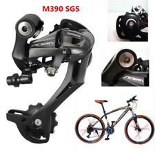 Shimano Acera Rd M390 9 Speed Mountain Bike Bicycle Rear Derailleur Black Safe
