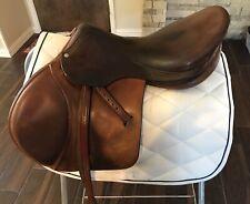 18.5� Antares English Saddle