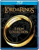 THE LORD OF THE RINGS TRILOGY 3 Blu Ray DVD SET WS 6 DISCS TOTAL BRAND NEW