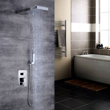 Duschset Duschsystem unterputz Duscharmatur Kopfbrause Handbrause DE