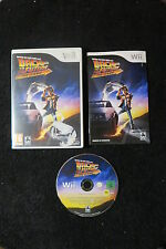 WII : BACK TO THE FUTURE - THE GAME - Completo ! Ritorno al Futuro! Comp Wii U