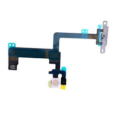 New OEM Power Button Switch Flash Flex Cable with Brackets for iPhone 6 Plus