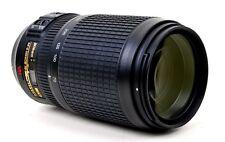 Nikon AF-S Nikkor 70-300mm 1:4.5-5.6 G ED VR