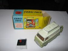 CORGI 420 FORD THAMES CARAVAN  ORIGINAL & LIGHTLY PLAYWORN IN ORIGINAL BOX
