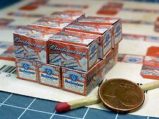 "12 cajas ""Beer"" en 1:24-1:25 para diorama, tren de ranura, enormemente, taller"