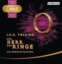 Der Herr der Ringe. Die Komplettlesung von J. R. R. Tolkien (2011)