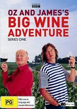 Oz And James's Big Wine Adventure : Series 1 (DVD, 2009, 2-Disc Set)
