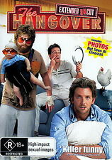 The Hangover - Extended Uncut Edition - NEW DVD