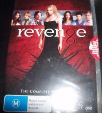 Revenge The Complete First Series Season 1 (Australia Region 4) DVD – New