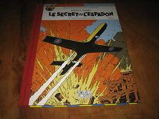 BD BLAKE ET MORTIMER 1, LE SECRET DE L'ESPADON 1, DOS TOILE, BE / TBE