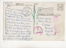 T 1/2 Centimes Charge Mark 4 1/2d to Pay 1962 Delmar NY USA 434b