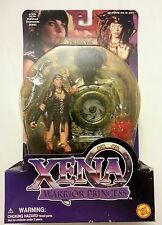 XENA The Warrior Princess VELASCA with Tribal Mask & Ambrosia Cave Amazon Dagger