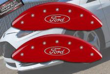 "2004 ""Ford"" Focus LX SE / 2007 Focus SE Front Red MGP Brake Disc Caliper Cover"