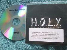 Florida Georgia Line – H.O.L.Y.  BMLG Records UK Promo CD Single