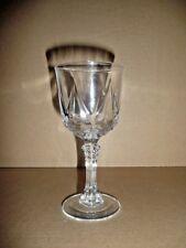 verres a porto/ vin blanc Cristal d'arques France AUTEUIL 12 cl choix quantité