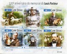 Guinea-Bissau Historical Figures Famous People Postal Stamps