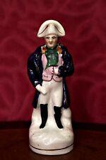 Antique French Porcelain Napoleon Figurine