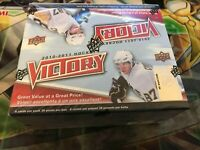 NHL 2010-11 Upper Deck Victory Factory Sealed BOOSTER BOX | 1 BOX | RARE