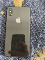Apple iPhone X - 64GB - Space Gray Unlocked Mint Condition