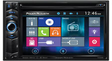 POWER ACOUSTIK PD-624HB DOUBLE 2 DIN 6.2 TOUCHCREEN DVD BLUETOOTH STEREO USB AUX