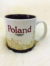 Poland Starbucks Global Icon Mug