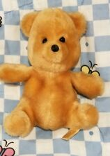 "VTG Walt Disney Winnie the Pooh Stuffed Plush 8"" Made in Korea"