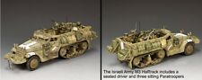 King and Country L'ESERCITO ISRAELIANO M3 Halftrack-IDF020