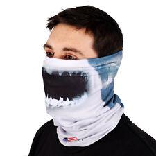 Sun Protection Clothing Shark Buff / Face Mask blocks the sun