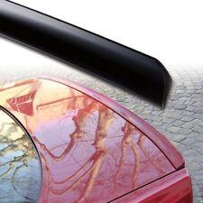 * Unpainted Trunk Lip Spoiler For Honda Civic ED Sedan 87-91