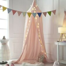 Mosquito Net Canopy Princess Canopy Dome Princess Bed Cotton Tents Room Decorate