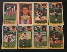 LOTE DE 20 CROMOS DEL ATLETICO MADRID ESTE 93-94, 1993-1994, DIFERENTES, LEER.