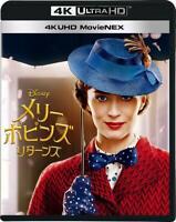 Mary Poppins Returns 4K UHD MovieNEX [Blu-ray]