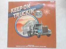 Keep On Truckin' COMP LP (Various - 1983) NL 89023 (ID:15574)
