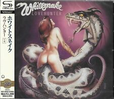 WHITESNAKE LOVEHUNTER JAPAN 2011 SHM REMASTERED CD +4 - GIFT QUALITY PRODUCT!