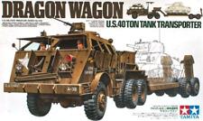 TAMIYA 35230 Tank Transporter Dragon Wagon 1:35 Military Model Kit