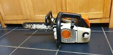 Stihl MS200T petrol chainsaw professional forestry top handle topping saw