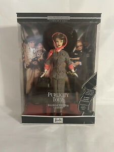 Publicity Tour Barbie Doll Hollywood Movie Star Collection 2000 New