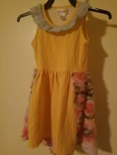 Nina and Nelli girls dress. Size 4