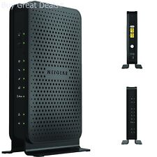 Netgear N300 WiFi DOCSIS 3.0 Cable Modem Router C3000 Up To 340 Mbps