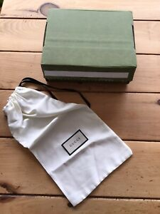Gucci  Box Packaging And Dust Bag