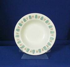 Metlox USA Navajo Pattern Speckled White Rimmed Fruit Bowl day0004