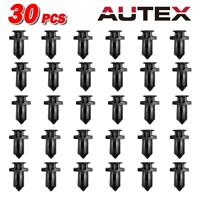 30x Bumper Grille Panel Trim Headlamp Retainer Screw Grommet for Nissan Xterra